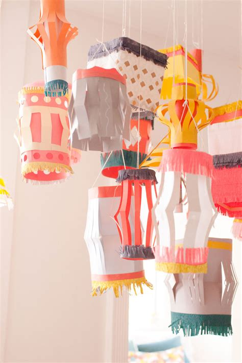 Paper Lantern Craft Ideas - paper lantern diy