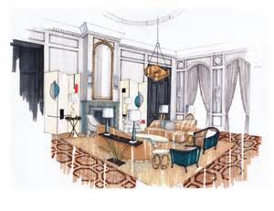 Interior Design Drawing Room By Abbie De Bunsen