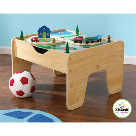 Kidkraft Lego Table by Kidkraft 2 In 1 Activity Table With Building Blocks And