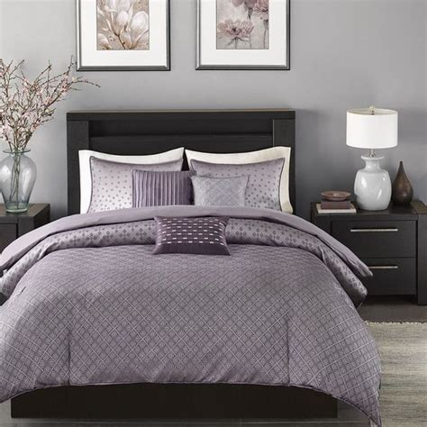 Purple And Duvet Cover 17 Best Ideas About Purple Duvet Covers On