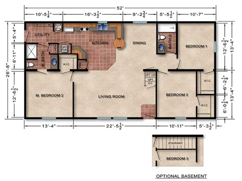 michigan home builders floor plans michigan modular homes 144 prices floor plans