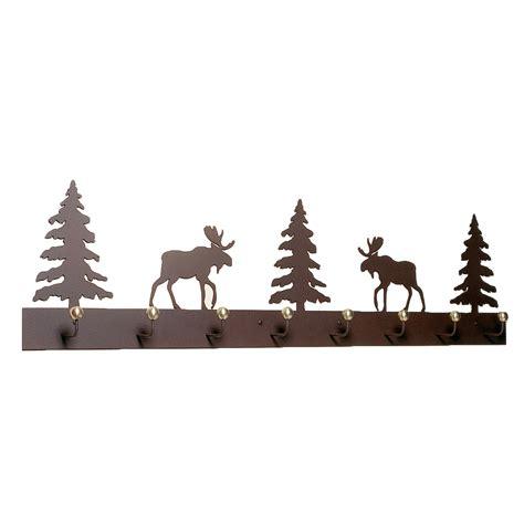 Moose Coat Rack by Moose Trees Coat Rack 48 Inch