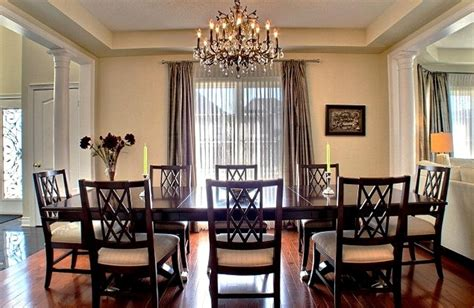 Dream Dining Room | canadian dream home