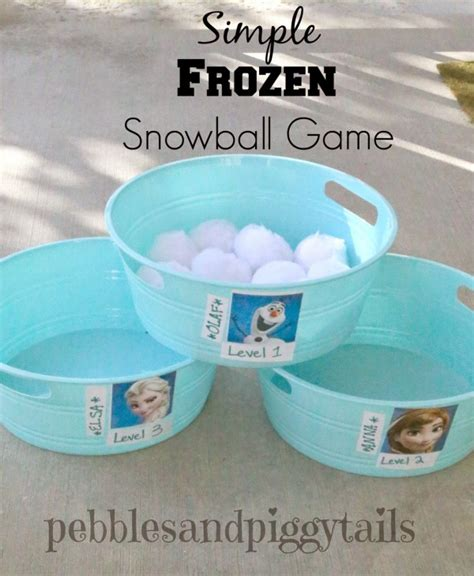 frozen themed birthday games 35 frozen birthday party ideas make and takes