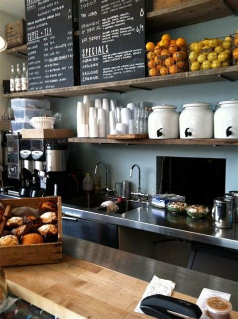 image result for small sandwich shop decor ideas coffee