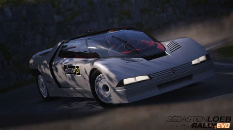 peugeot quasar s 233 bastien loeb rally evo dlc class s prototypes pack released