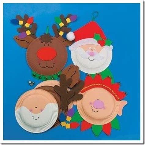 5 manualidades de navidad para ninos manualidades navidad para ni 241 os adornos hechos con platos