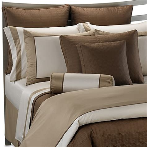 neutral colored bedding colorblock neutral duvet cover by ampersand 100 cotton