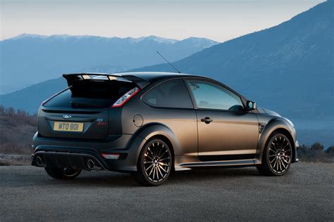 ford focus ford focus rs500 officially revealed high res photos and