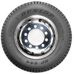 Dunlop Truck Tires Commercial Sp 444 17 5 19 5 Dunlop Truck Tyres