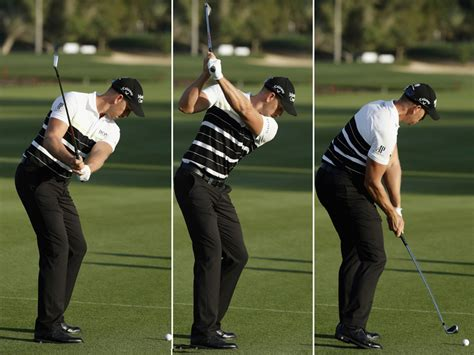 henrik stenson swing 4 things you can learn from watching henrik stenson