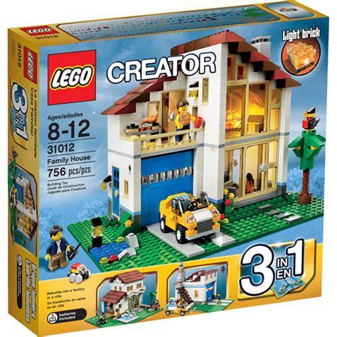 lego creator family house play set walmart