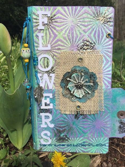 Handmade Journal Ideas - 437 best images about eileen hull sizzix projects on