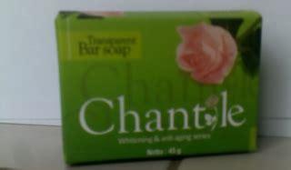 Dijamin Sabun Temulawak Transparant Oval chantile transparant bar soap sabun wajah chantile care griya sahabat cantik