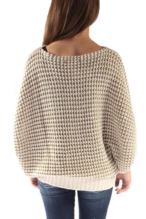 oversized knit sweater le lis oversized knit sweater from arkansas by martin s