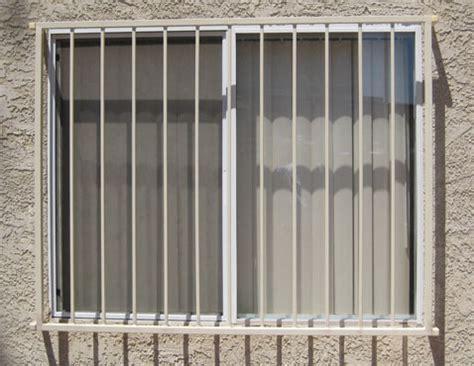interior window bars release cincinnati window guards and burglar bars sentry