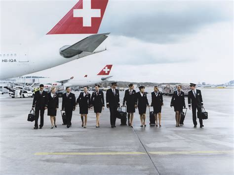 airlines cabin crew jet airline swiss airlines cabin crew