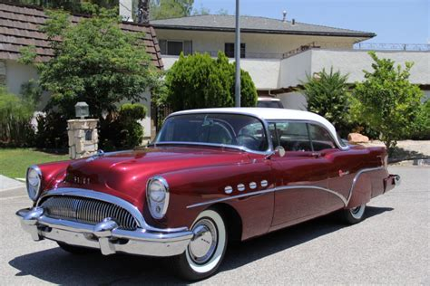 Staging Photos by 1954 Buick Roadmaster 2 Door Coupe 177094