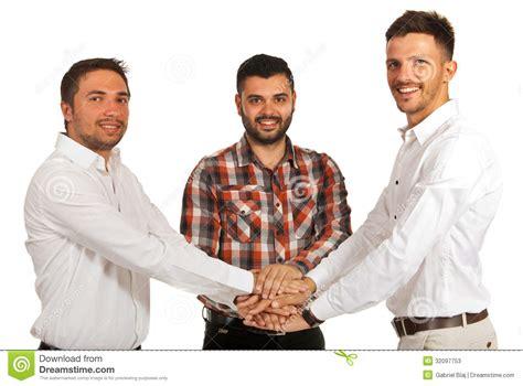 imagenes de hombres jpg hombres de negocios casuales unidos fotos de archivo
