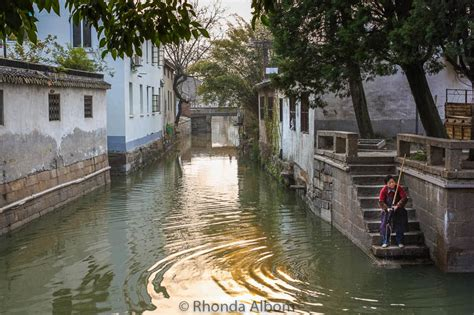 Beautiful Gardens In The World by Observing Everyday Life In Suzhou China Albom Adventures