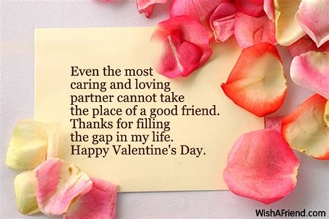 happy valentines day my friend valentines day messages for friends