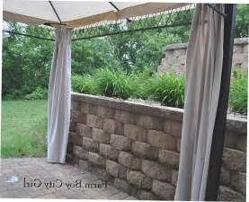 Gazebo Net Curtains Replacement Gazebo Curtains Rooms