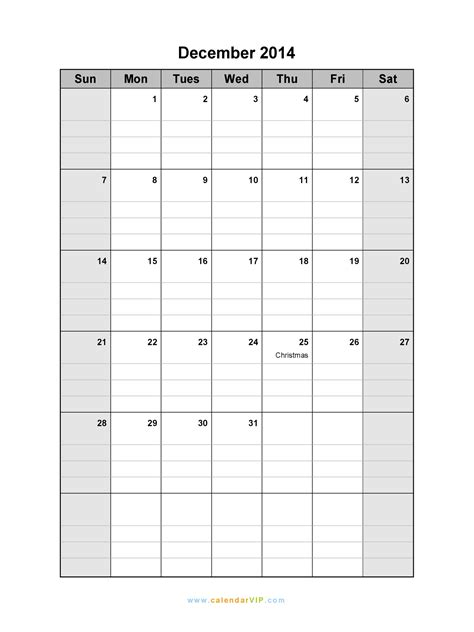 printable december calendar with lines december calendar 2015 lines calendar template 2016