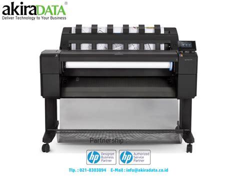 Harga Printer Inkjet Bergaransi by Harga Plotter A0 Hp Designjet T930 Printer Series