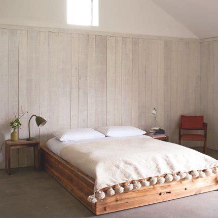 chambre avec lambris bois le lambris dans la chambre