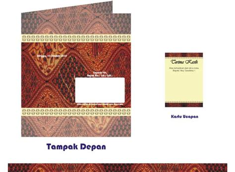 desain kalender batik undangan batik percetakan borobudur