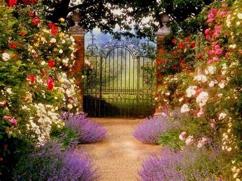 Country Flower Gardens Country Flower Gardens Images