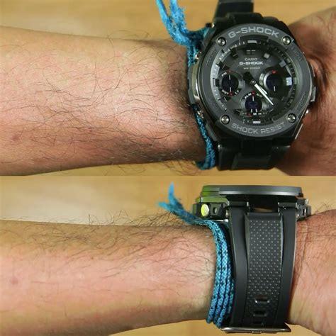 Jam Tangan Casio G Shock Pria Gst 200cp 2a Original casio g shock g steel gst s100g 1b indowatch co id