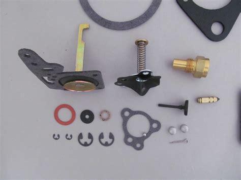 Repair Kit Carb Mitsubishi Colt78 holley 1920 carburetor rebuild kit american motors