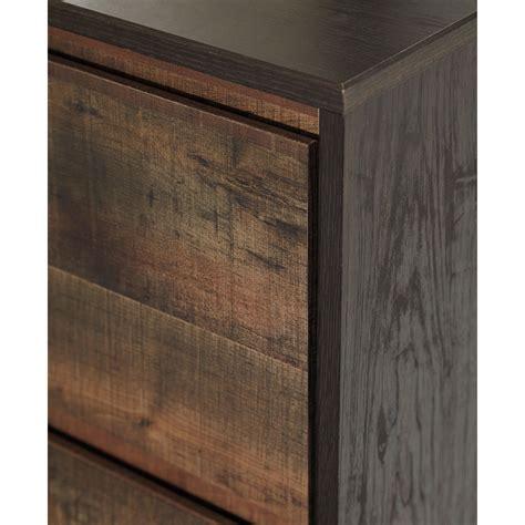rustic bedroom dresser modern rustic dresser bedroom mirror by signature design