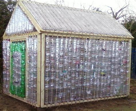 Greenhouse Shed Plans by Repurposed Plastic Bottle Greenhouses Diy Plastic Bottles