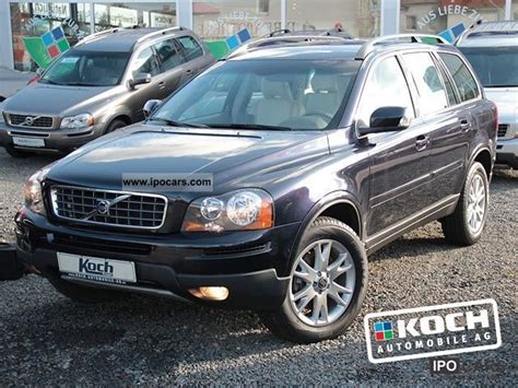 airbag deployment 2008 volvo xc90 parking system 2008 volvo xc90 d5 dpf momentum navi leather climate car photo and specs