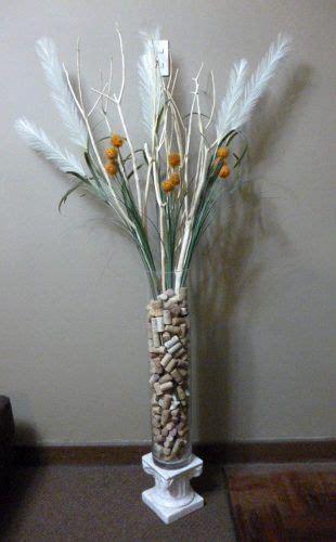 floreros mercado libre florero jarron adorno para la sala de vidrio s 125 00