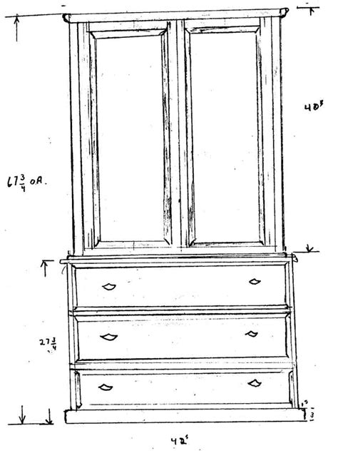 armoire plans free download armoire design plans plans free