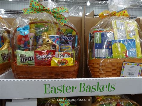 costco new year gift basket houdini easter basket