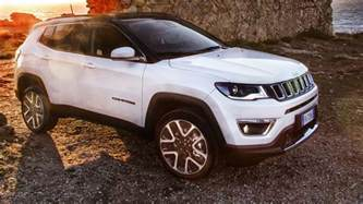 Suv Jeep 2018 Jeep Compass Suv Most Best Road
