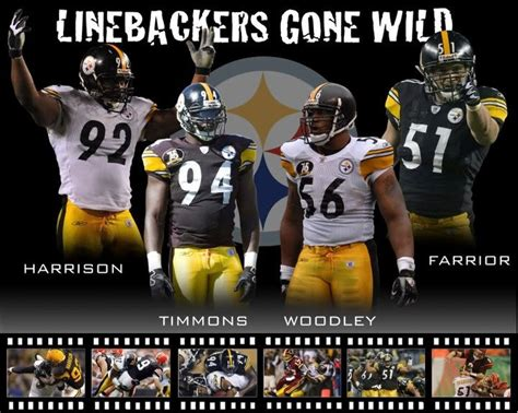steelers steel curtain linebackers 84 best images about steelers on pinterest black gold