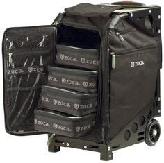 Hair Stylist Travel On Wheels by 1000 Ideas About Cosmetology Kit On