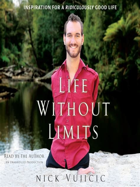 life without limits inspiration for a ridiculously good life without limits mp3 inspiration for a ridiculously