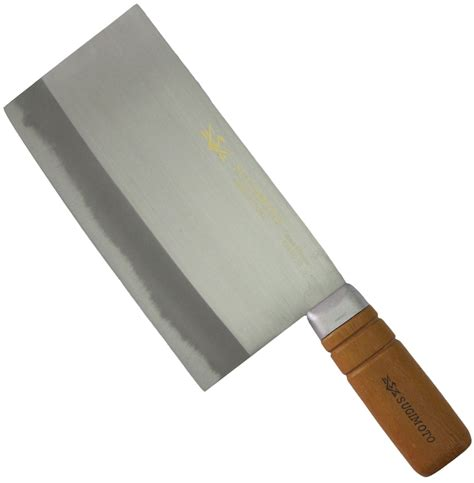 Japan Kitchen Knives by Sugimoto Chopper Stainless Steel Japanese Cleaver Kitchen