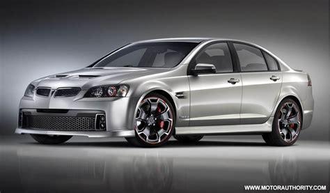 Pontiac G8 V8 Specs by Pontiac To Showcase Second G8 St Concept At Sema