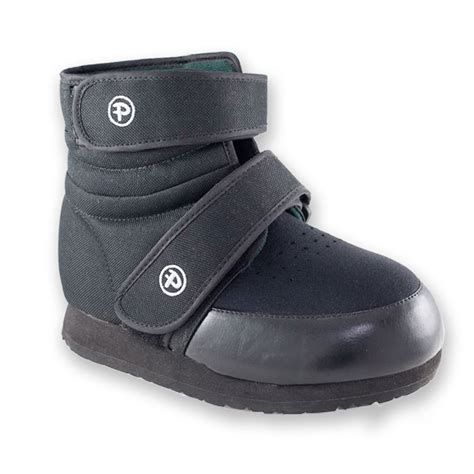 orthopedic boot orthopedic boots for swollen high top style by pedors