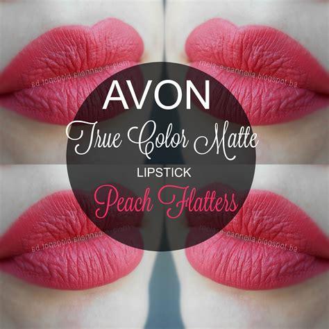 Lipstik Avon mela e cannella avon true color matte lipstick