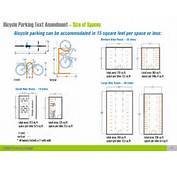 ZONING For BICYCLE PARKING