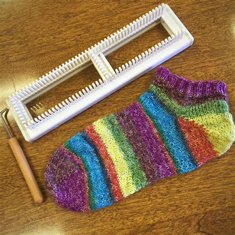 loom knit socks new yarn plus sale twisted purl