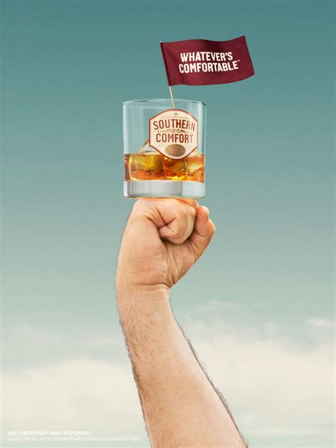 southern comforts day spa ad of the day southern comfort gets comfortable in a hair